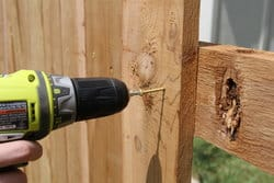 fence repair company