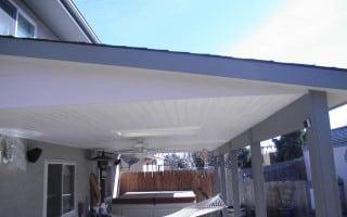 Backyard Cover